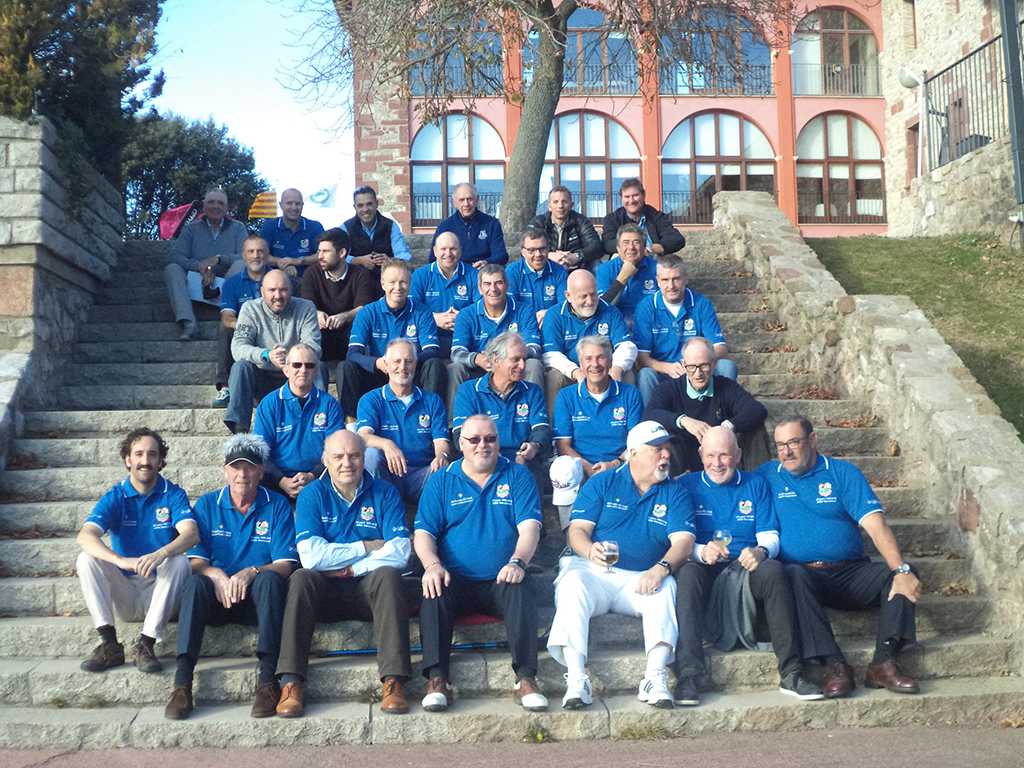 The Sant Jordi Golf Society